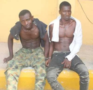 Notorious Armed Robber